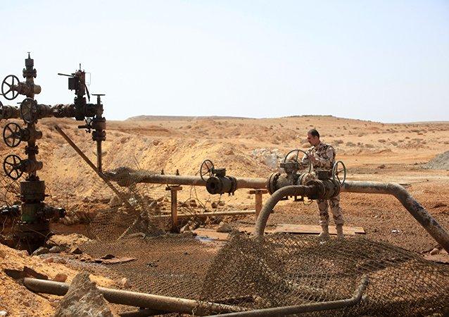 Le plus grand gisement de gaz syrien. Archive photo