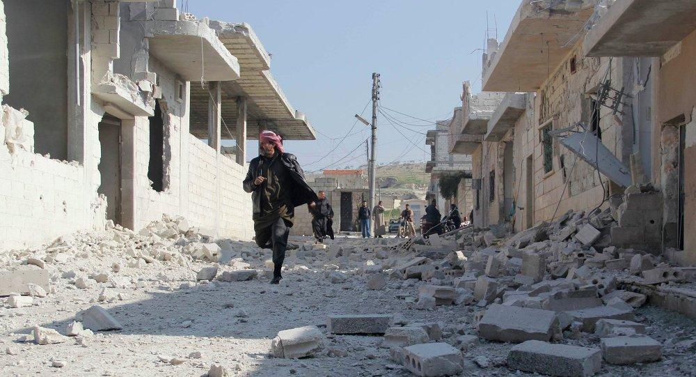 Attaque d'Idlib