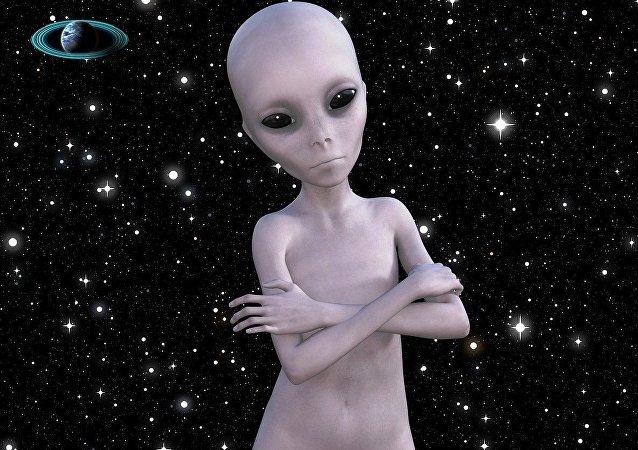 Un extraterrestre