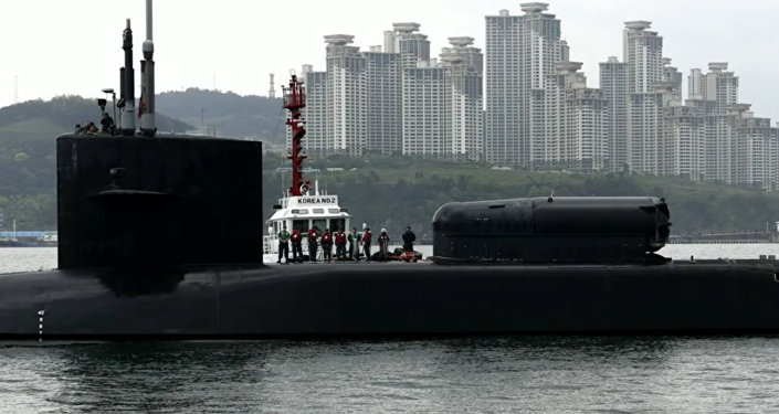 USS Michigan (SSGN 727)