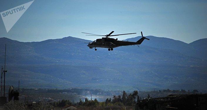 la base aérienne « Hmeymim » en Syrie