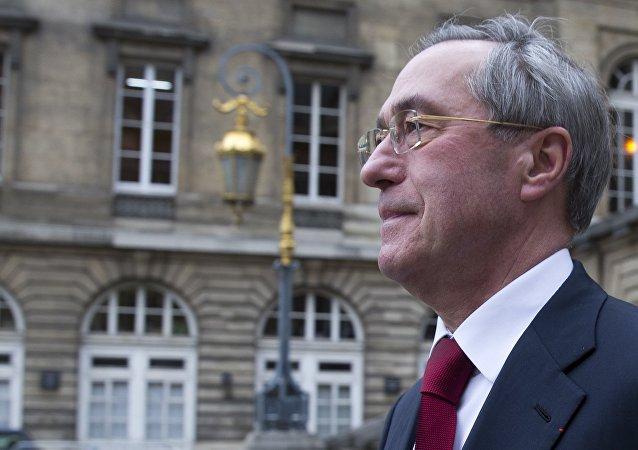 Claude Guéant, ancien ministre de l'Intérieur de Nicolas Sarkozy. Archive photo