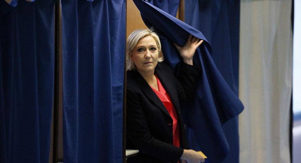 Le Front national loin du compte — Élections législatives