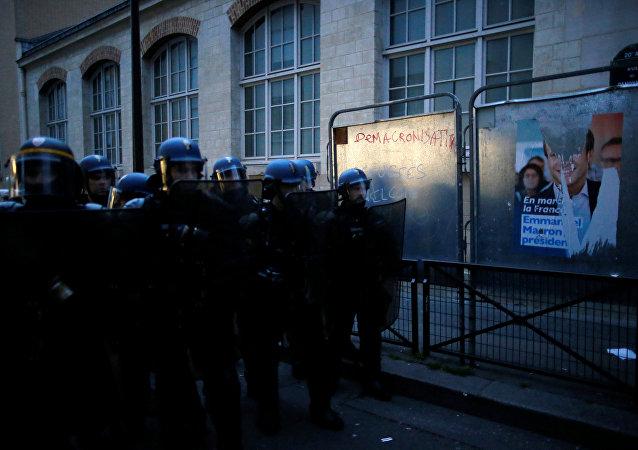 Manifestation, Paris