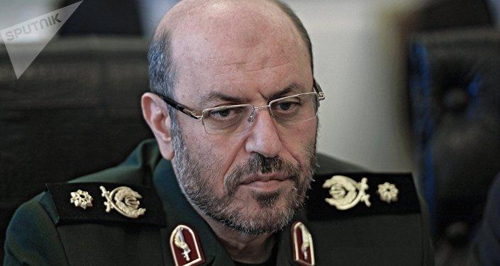Iranian Defense Minister Hossein Dehghan