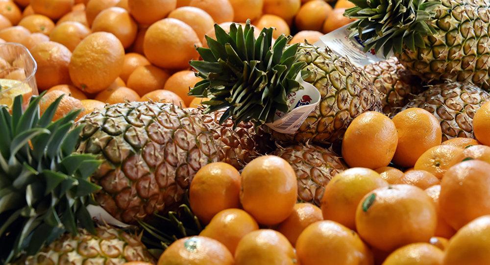 Art contemporain: un ananas pris pour une œuvre d'art en Écosse
