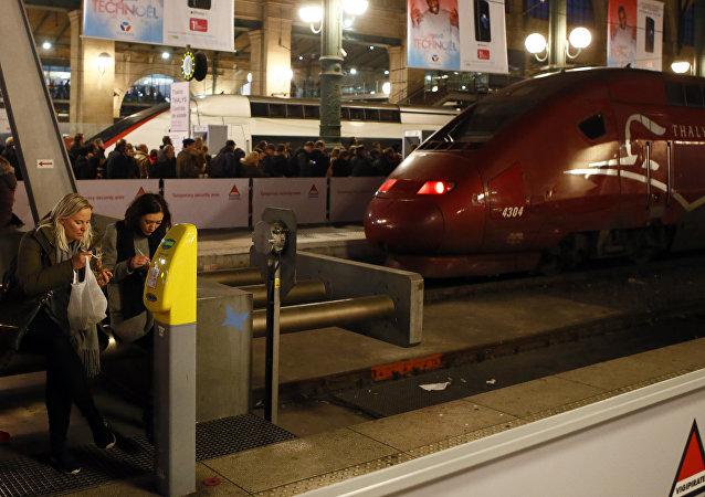 Gare du Nord de Paris