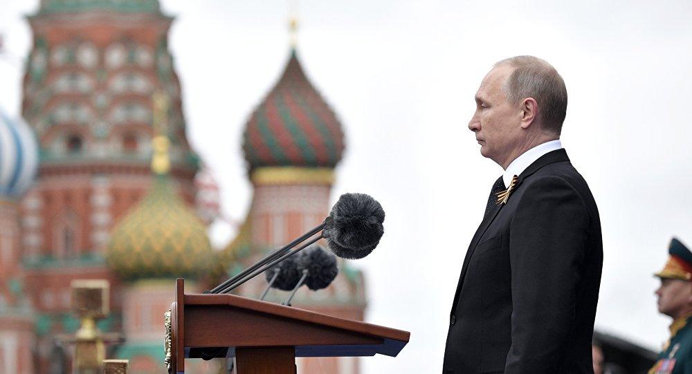 Poutine: les forces armées russes prêtes à repousser toute menace