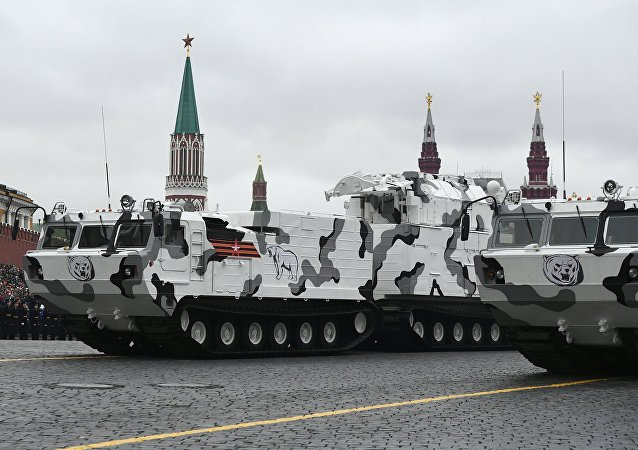 Tor-M2DT