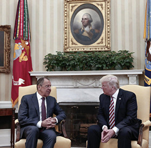 Rencontre Trump-Lavrov (photo d'archives)
