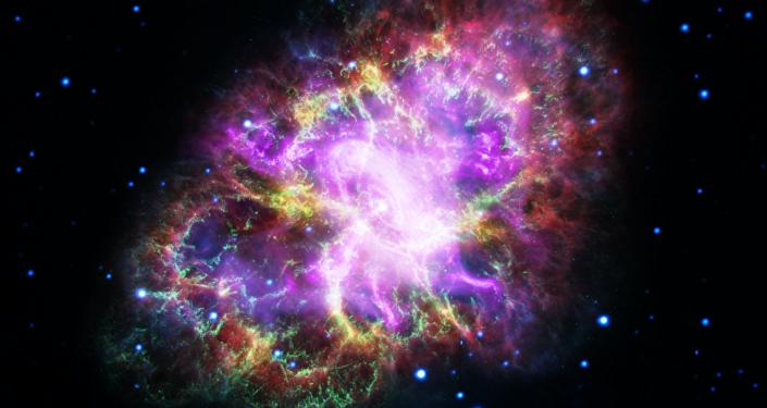 De nouvelles photos de la nébuleuse du Crabe prises par des télescopes de la NASA