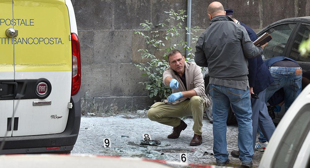 Une explosion retentit dans le centre de Rome