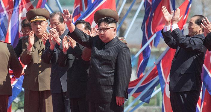 Dirigeant nord-coréen Kim Jong-un