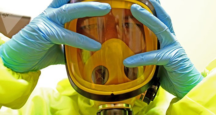 Une épidémie d'Ebola