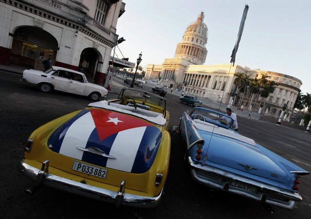 La Russie restaurera la coupole du Capitole de La Havane
