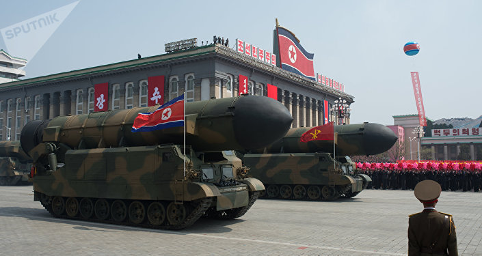 Missiles balistiques nord-coréens