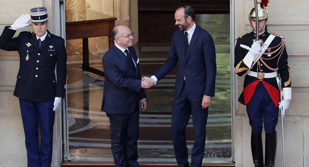 Edouard philippe nomm premier ministre fran ais sputnik for Ministre de france