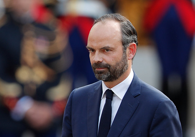 Edouard Philippe (archives photo)