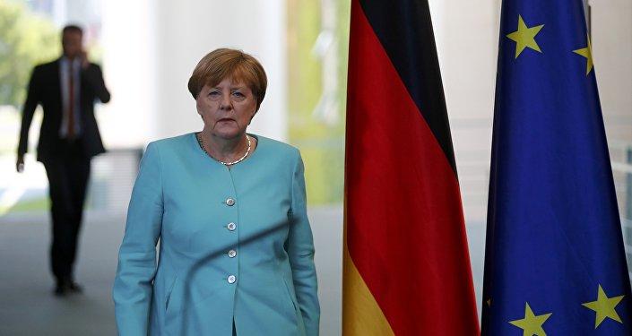 Merkel met en garde Londres contre l'annulation de la libre circulation des personnes