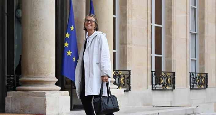 Françoise Nyssen, la nouvelle ministre de la Culture et de la Communication