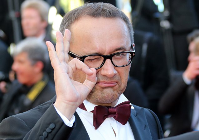 Andreï Zviaguintsev. Archive photo