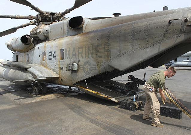 Militaires US à Djibouti