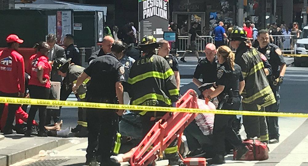 Accident mortel à New York: le chauffard voulait «tuer tout le monde»