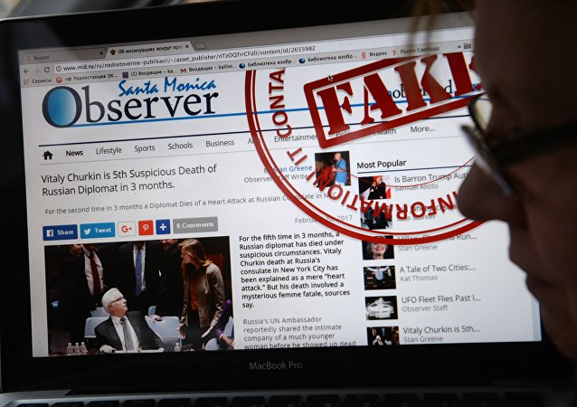 «Fake news»