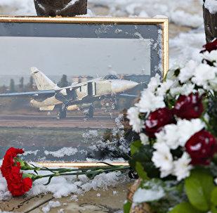 Su-24 abattu en Turquie