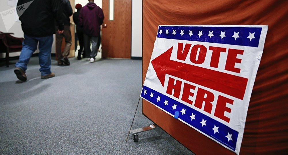 Les élections présidentielles aus Etats-Unis