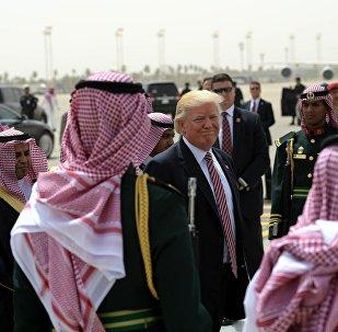 Donald Trump à Riyad