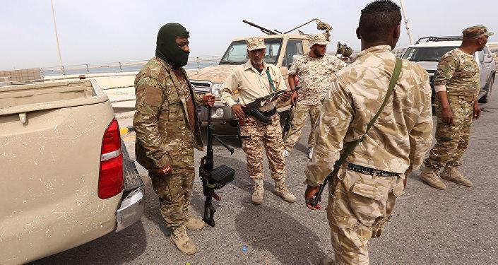 Les forces de sécurité libyennes déployées à Tripoli