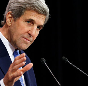 L'ancien secrétaire d'Etat américain John Kerry