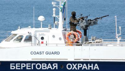 Les manœuvres des unités spéciales du FSB en Crimée