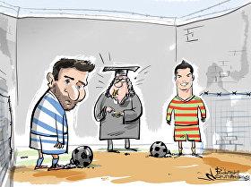 Cristiano Ronaldo et Lionel Messi bientôt en prison ?