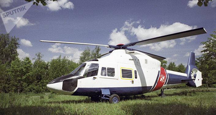 Hélicoptère russe Kamov Ka-62