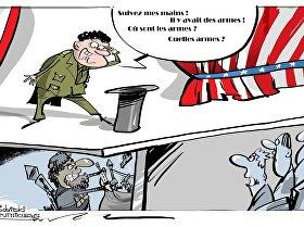 Où est passé le milliard USD d'armes américaines destinées à lutter contre Daech?