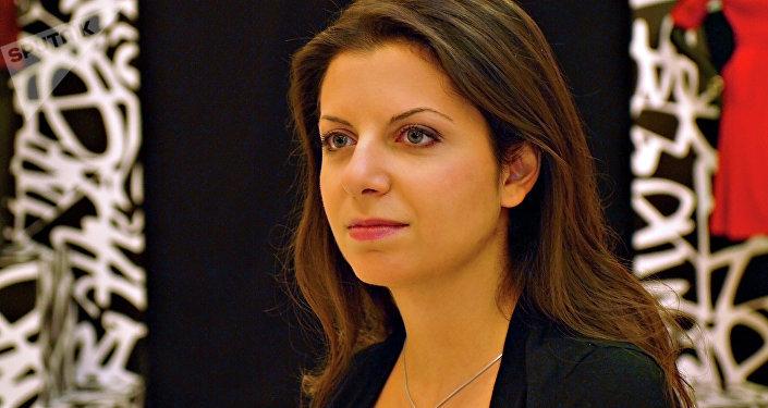 Simonian sur la pression sur RT aux USA: «Ils nous chassent du pays»