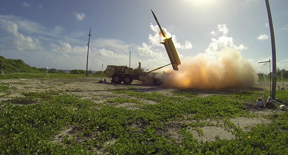 Système antimissile THAAD