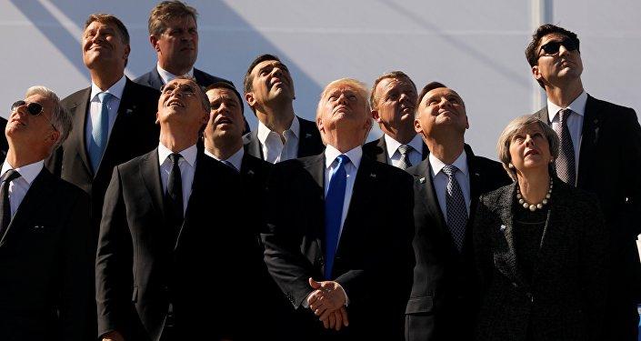 Comment Donald Trump a «gâché la fête» des Européens au sommet de l'Otan