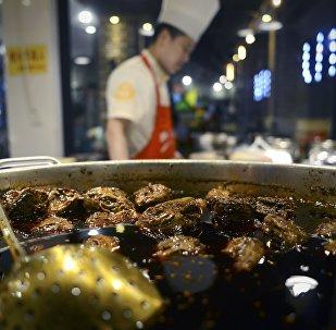 Un restaurant chinois