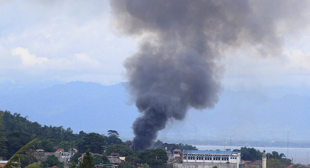 La ville philippine de Marawi
