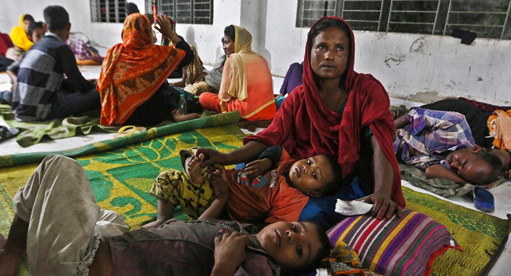 300.000 personnes évacuées au Bangladesh à cause d'un cyclone en approche