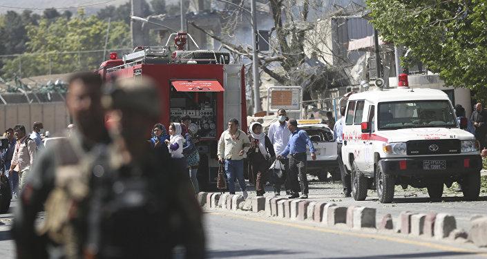 Attentat de Kaboul