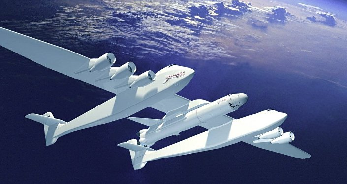 Avion géant Stratolaunch
