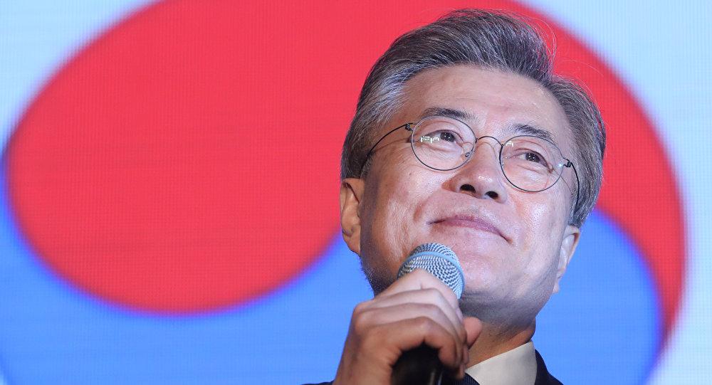 Moon Jae-in, nouveau président en Corée du Sud