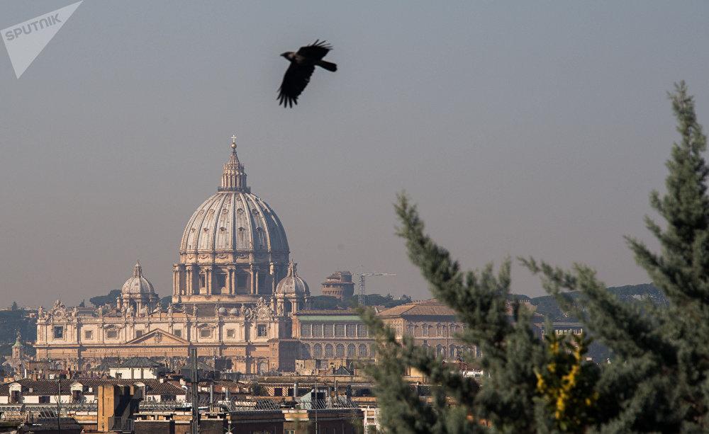 La capitale de l'Italie, Rome
