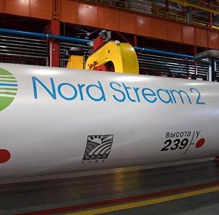 Allemagne: la politisation du Nord Stream 2 est inadmissible