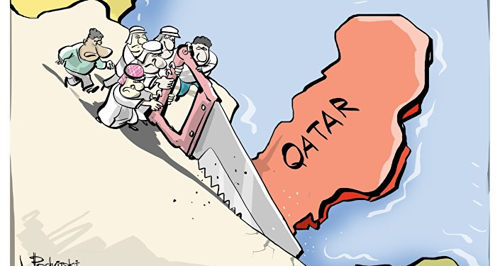 Séisme diplomatique: sept pays rompent leurs relations avec le Qatar