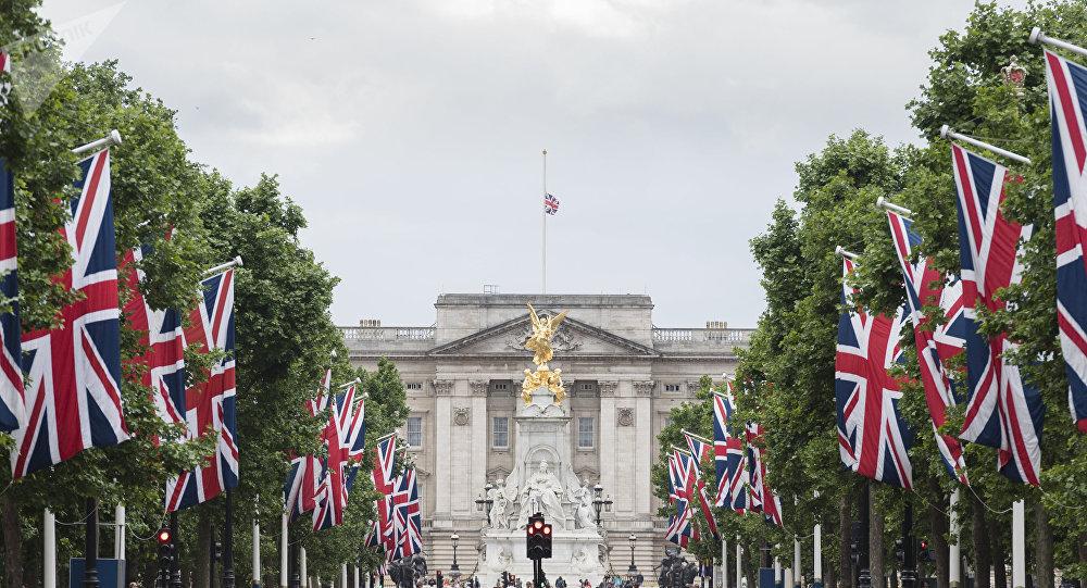 Par mégarde, une petite-fille d'Élisabeth II poste une photo privée de Buckingham